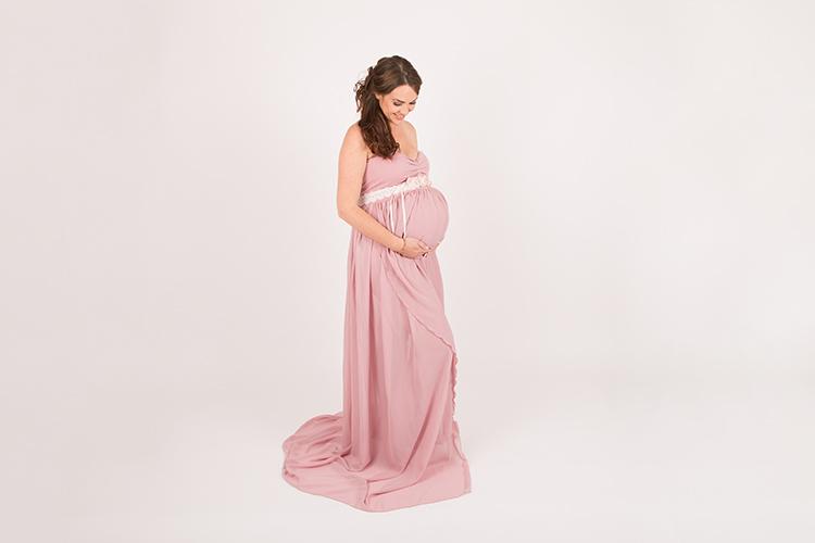 Licht Roze Jurk : Zwangerschapsgarderobe sachin fotografie